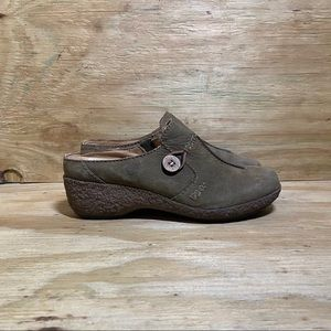 Timberland Overton Mule Shoes, Women's Size 7.5